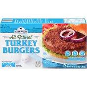 Kirkwood All Natural Turkey Burgers