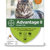 Advantage Topical Flea Prevention and Treatment Small Cats