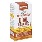 Jarrow Formulas Oral Probiotic, Pineapple Flavor, Lozenges