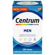 Centrum Multivitamin for Men, Multivitamin for Men