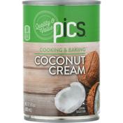 PICS Coconut Cream, Cooking & Baking