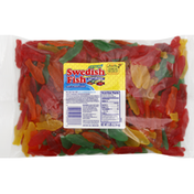 Swedish Fish Candy, Soft & Chewy, Assorted