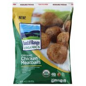 Coastal Range Organics Meatballs, Organic, Chicken
