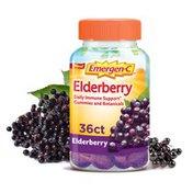 Emergen-C Elderberry Vitamin Gummies, Elderberry Vitamin Gummies