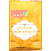 Brookshire's Cornmeal, Yellow