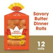King's Hawaiian Savory Butter Rolls