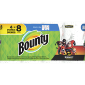 Bounty Select-A-Size Paper Towels, Print Bounty Select-A-Size Paper Towels, Print