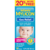 Mylicon Gas Relief Drops 120 Doses Original