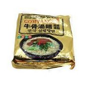Paldo Oriental Style Gomtang Noodles With Beef Soup Base