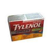 Tylenol Complete Cold Cough & Flu Liquid Gels
