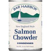 Bar Harbor Salmon Chowder, New England Style, Condensed