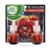 Air Wick Denali Soft Cotton Grass & Spring Air Scented Oil Refill - 2 CT