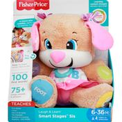 Fisher-Price Smart Stages Sis, 6-36M