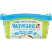 WayFare Cream Cheese, Dairy Free, Original