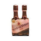 Veuve Du Vernay Brut Rose Wine Pack