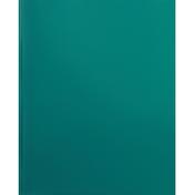 Top Flight Folder, Green