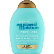 OGX Quenching + Sea Mineral Moisure Conditioner