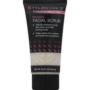 StyleWurks Facial Scrub, Refreshing