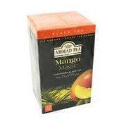 Ahmad Tea Black Tea, Mango