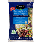 Taylor Farms Broccoli Crunch Chopped Salad Kit