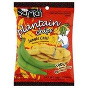Sa Mai Chips, Plantain, Jungle Chili