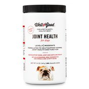 Well & Good Joint Support Level 2 Dog Tablets