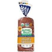 Alpine Valley Organic Multi Sprout Bread
