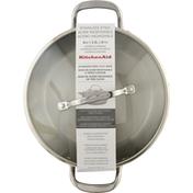KitchenAid Casserole, Stainless Steel, 4 Quart