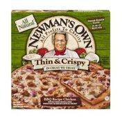 Newman's Own All Natural Thin & Crispy Pizza BBQ Recipe Chicken