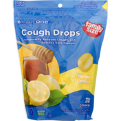 CareOne Honey Lemon Cough Drops