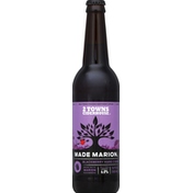 2 Towns Ciderhouse Hard Cider, Blackberry, Made Marion