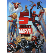 Marvel Book, 5 Minute Stories