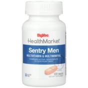 Hy-Vee Healthmarket, Sentry Men Multivitamin & Multimineral Dietary Supplement Tablets