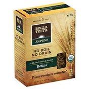 Bella Terra Rotini, Organic Whole Wheat, Box