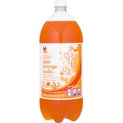 SB Soda, Orange, Diet
