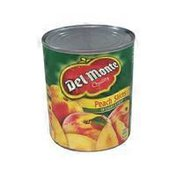 Del Monte Canned Peach Slices in Light Syrup