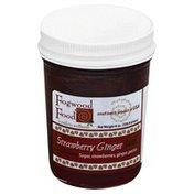 Fogwood Food Jam, Strawberry Ginger