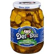 Del Dixi Bread-N-Butters Pickles