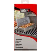 Weber Smoker Box