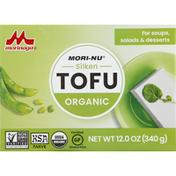 Mori-Nu Tofu, Organic, Silken