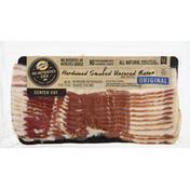 Hatfield Bacon, Original, Hardwood Smoked, Uncured, Center Cut