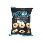 Dream Pretzels All Natural Pressels Thin & Crispy Pretzel Chips Original Flavor
