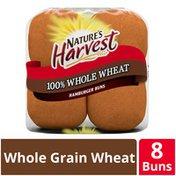 Brownberry/Arnold/Oroweat 100% Whole Wheat Hamburger Buns