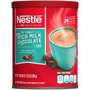 Nestle Hot Cocoa Fat Free Rich Milk Chocolate Hot Cocoa Mix