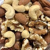 Organic Roasted Unsalted Mixed Nuts