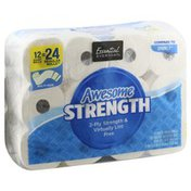 Essential Everyday Paper Towels, Giant Roll, Awesome Strength, 2-Ply