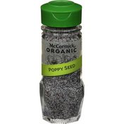 McCormick Gourmet™ Organic Poppy Seed