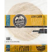 La Tortilla Factory Tortillas, Flour, Low Carb, Burrito Size
