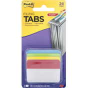 Post-it Filing Tabs Angled