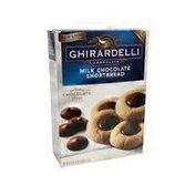 Ghirardelli Chocolate Shortbread Cookie Mix